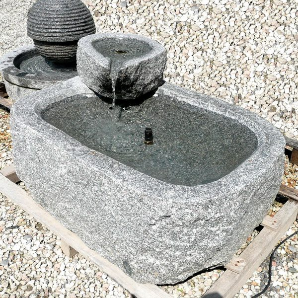 Gartendekor - Produits en pierre naturelle pour votre jardin